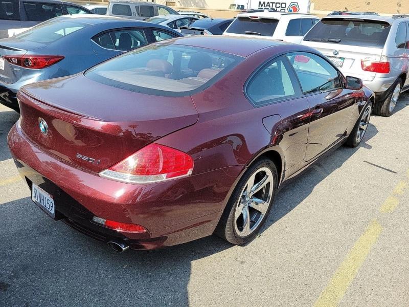 BMW 6-Series 2006 price $9,650