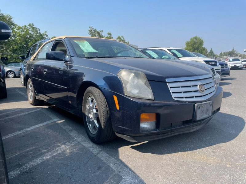 Cadillac CTS 2006 price $5,500