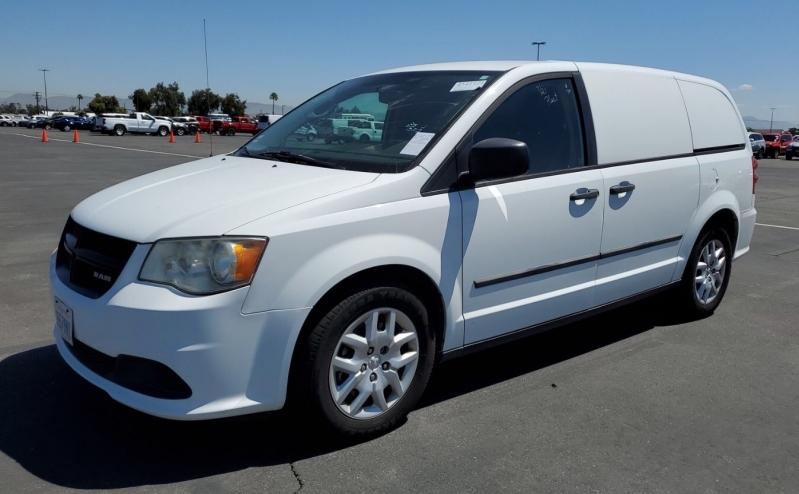 RAM Cargo Van 2014 price $6,250