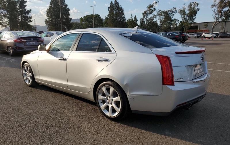 Cadillac ATS 2013 price $10,550