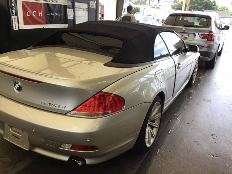 BMW 6-Series 2005 price $8,650