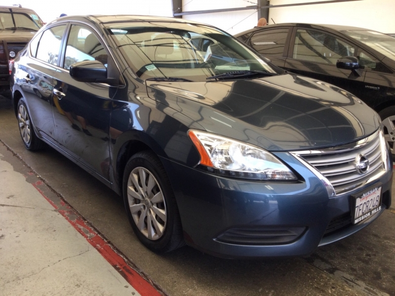 Nissan Sentra 2014 price $6,050