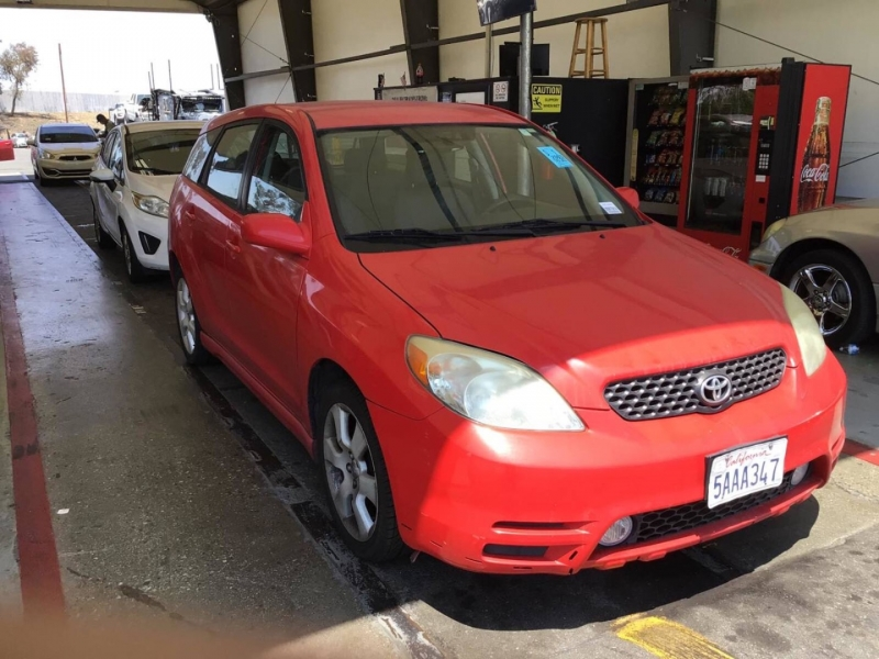 Toyota Matrix 2003 price $4,750