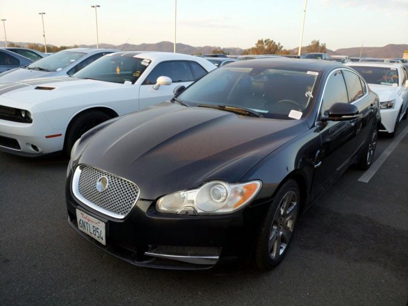 Jaguar XF 2011 price $9,550