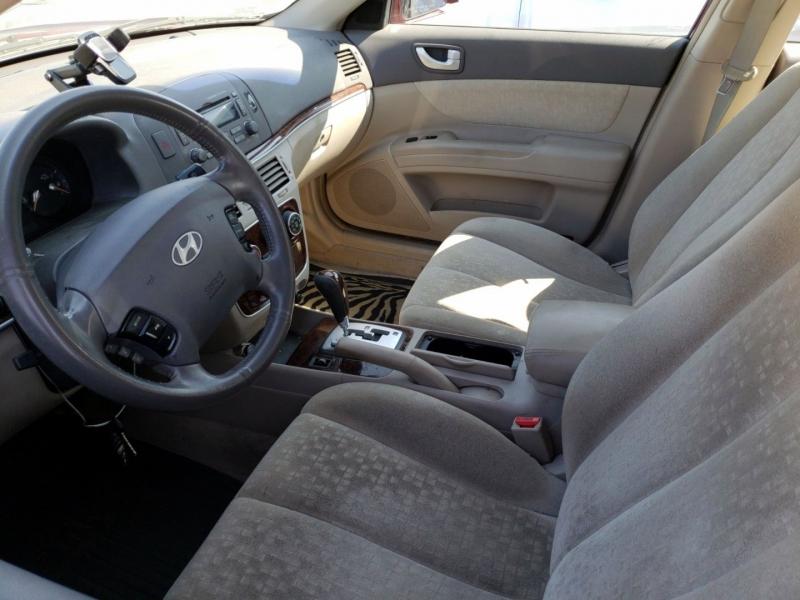 Hyundai Sonata 2007 price $5,100