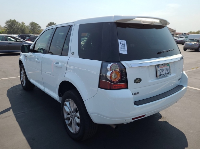 Land Rover LR2 2013 price $10,350