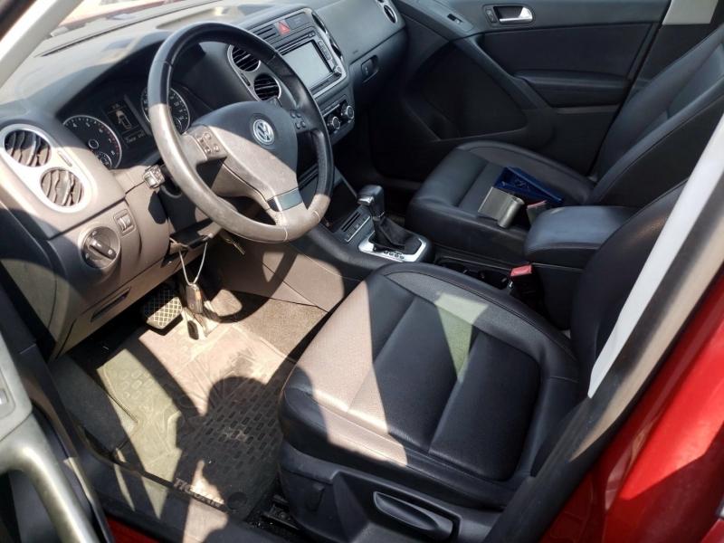 Volkswagen Tiguan 2010 price $6,950