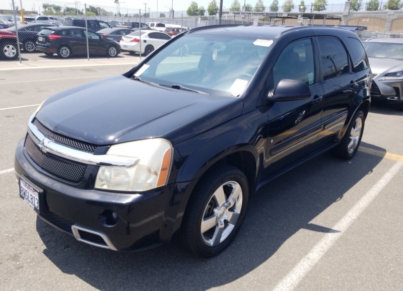 Chevrolet Equinox 2008 price $6,650