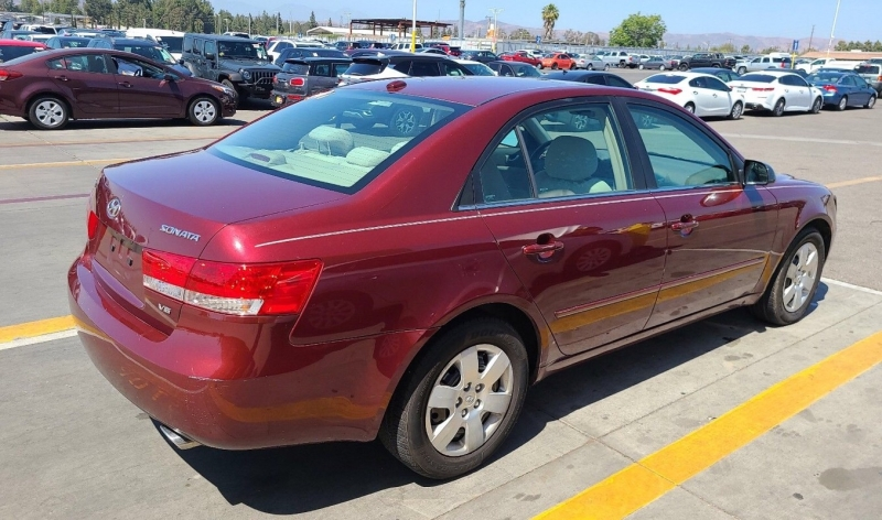 Hyundai Sonata 2008 price $4,650