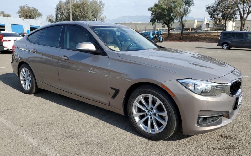 BMW 3 Series Gran Turismo 2015 price $14,550