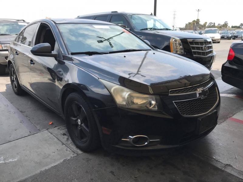 Chevrolet Cruze 2013 price $6,050