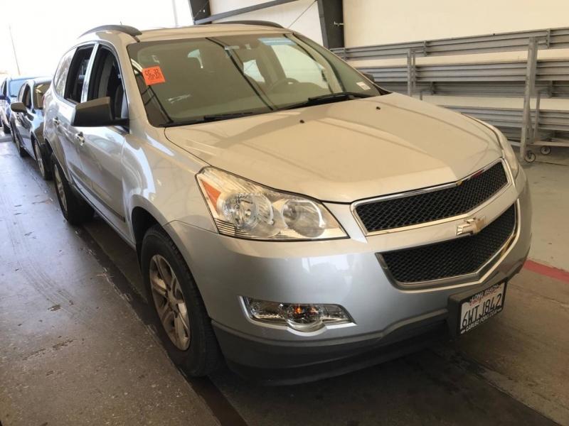 Chevrolet Traverse 2012 price $8,150