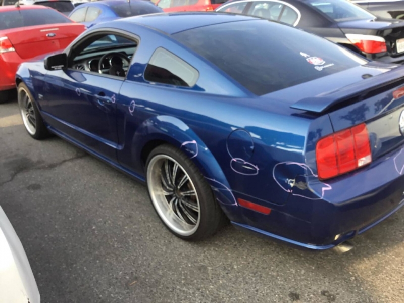 Ford Mustang 2008 price $9,850
