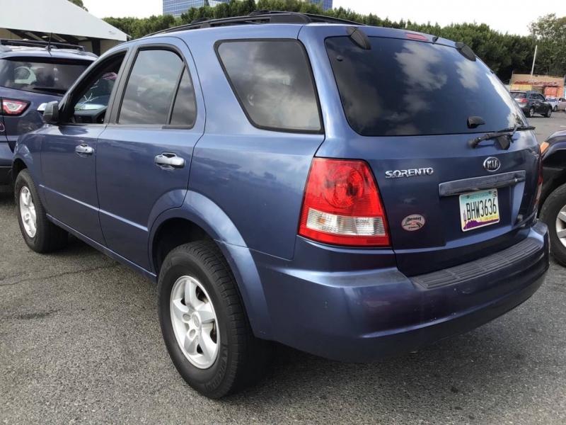 Kia Sorento 2006 price $4,850