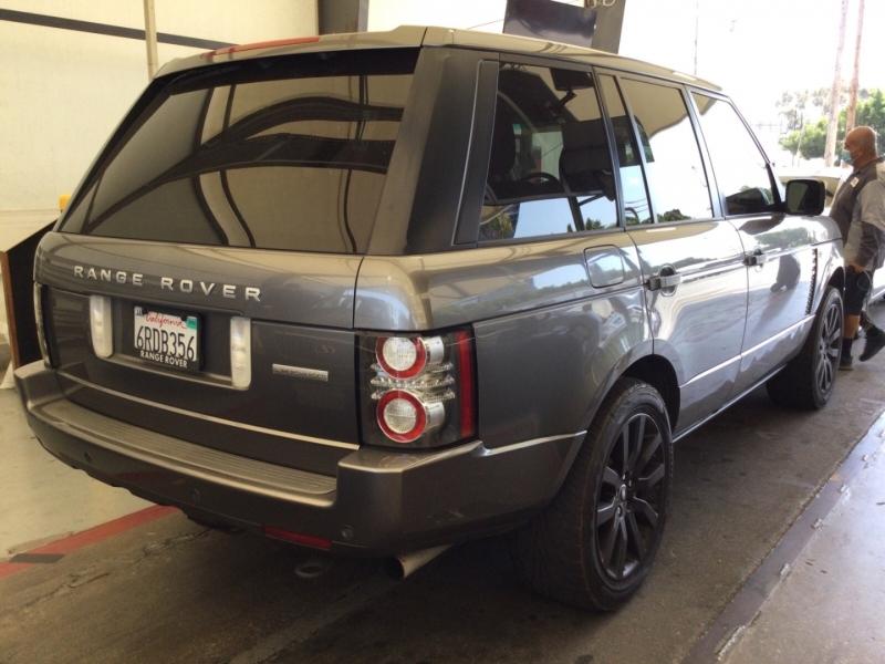 Land Rover Range Rover 2010 price $9,450