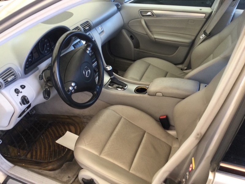 Mercedes-Benz C-Class 2005 price $4,850