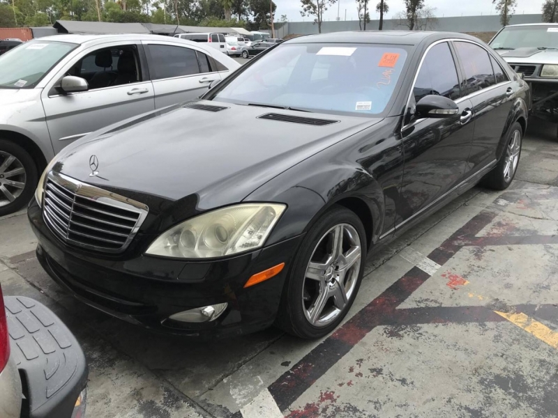 Mercedes-Benz S-Class 2007 price $8,650