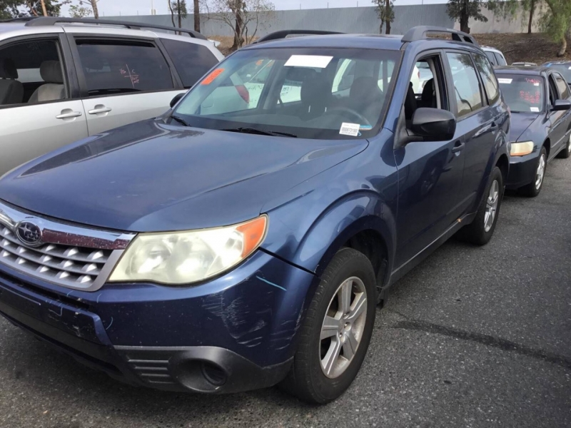Subaru Forester 2011 price $6,950