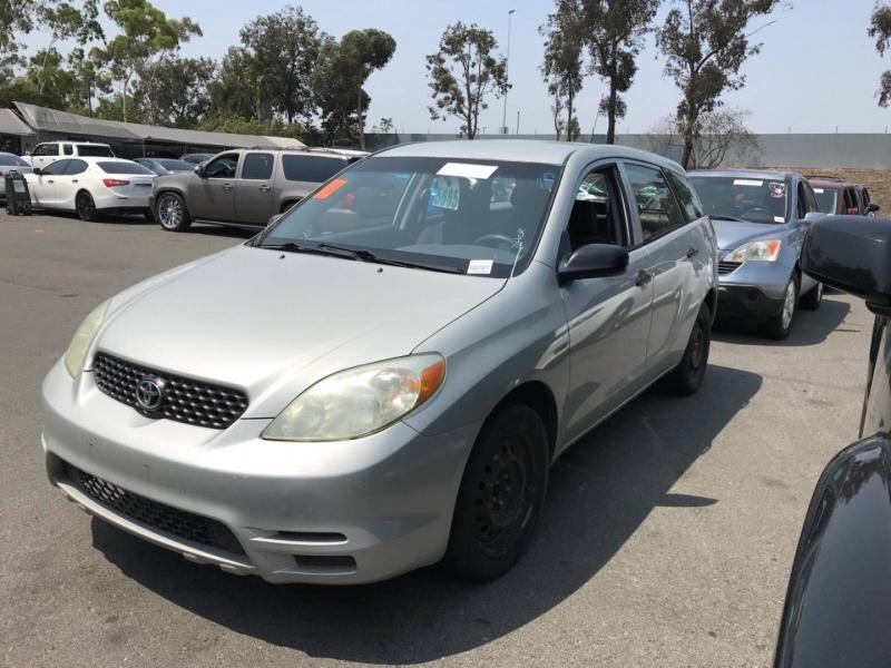 Toyota Matrix 2003 price $6,550