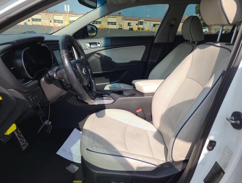 Kia Optima Hybrid 2014 price $9,650