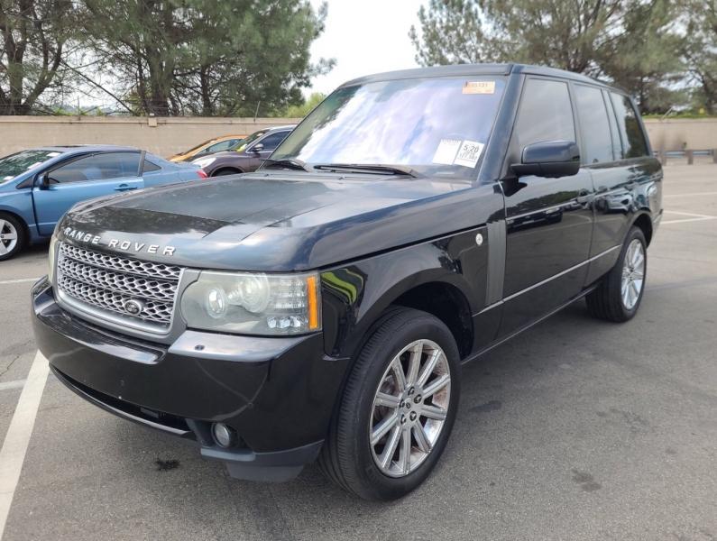 Land Rover Range Rover 2010 price $10,450
