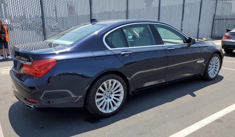 BMW 7-Series 2009 price $9,150