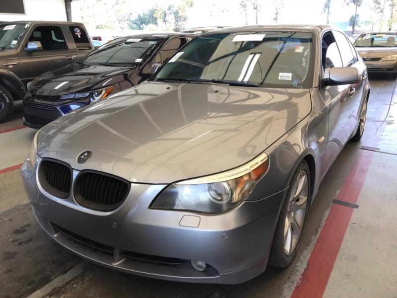 BMW 5-Series 2007 price $5,550