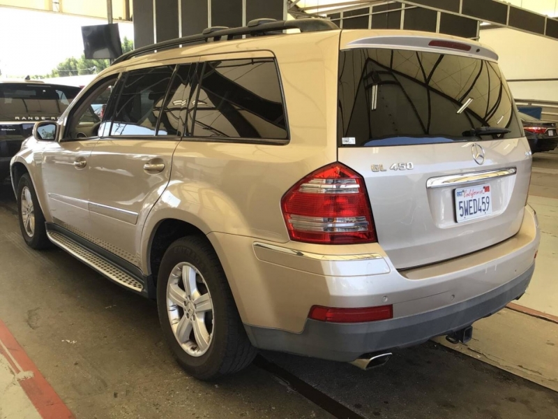 Mercedes-Benz GL-Class 2007 price $6,050