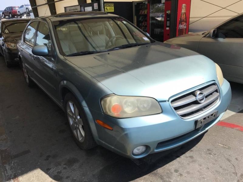 Nissan Maxima 2002 price $3,450