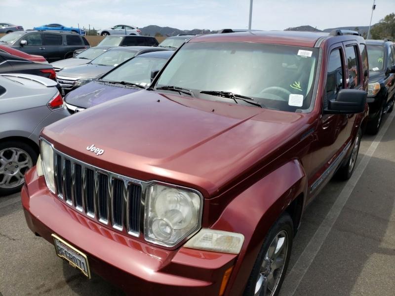 Jeep Liberty 2008 price $6,250