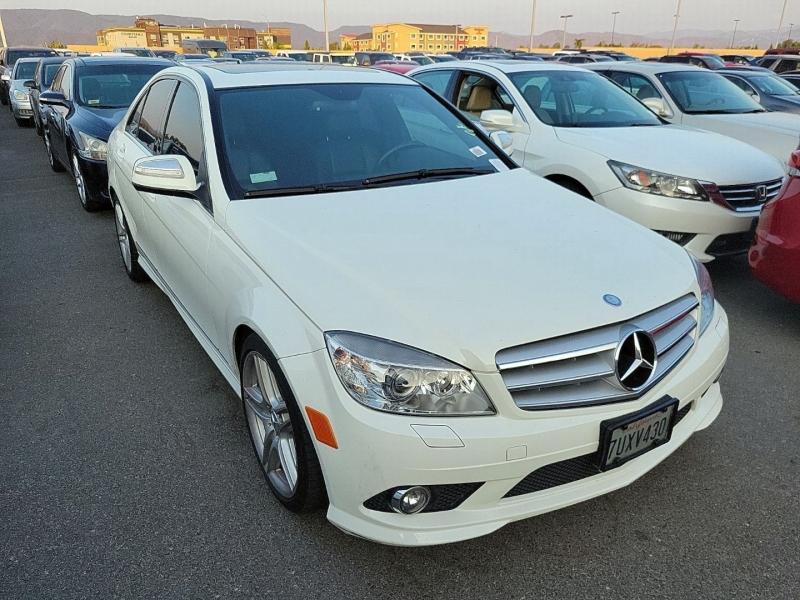 Mercedes-Benz C-Class 2008 price $8,250