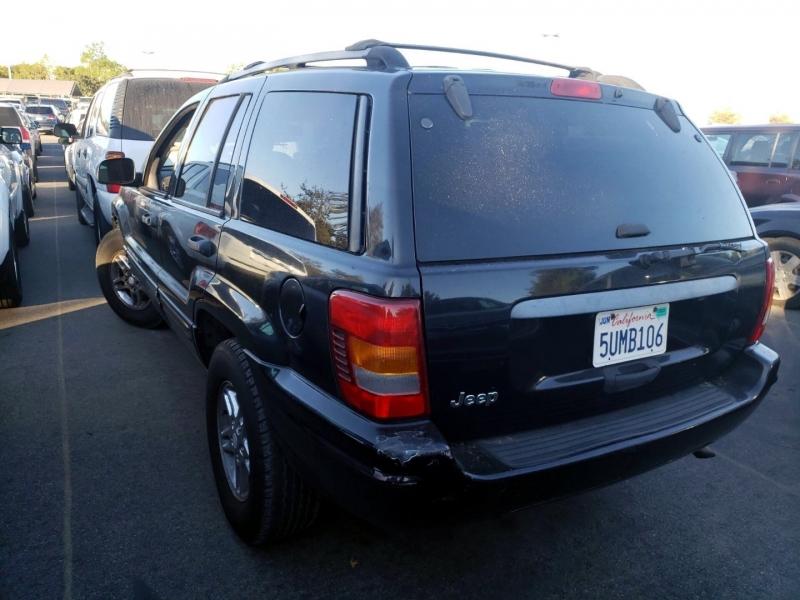 Jeep Grand Cherokee 2004 price $4,750