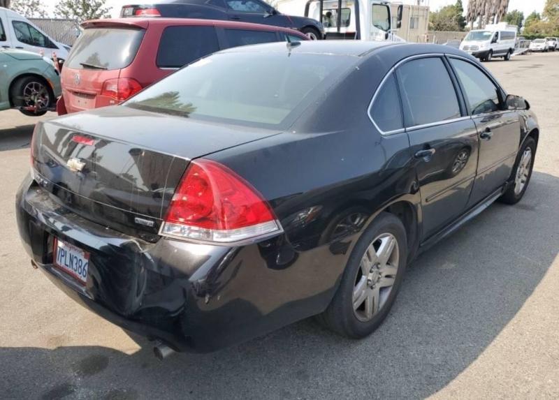 Chevrolet Impala Limited 2014 price $6,950