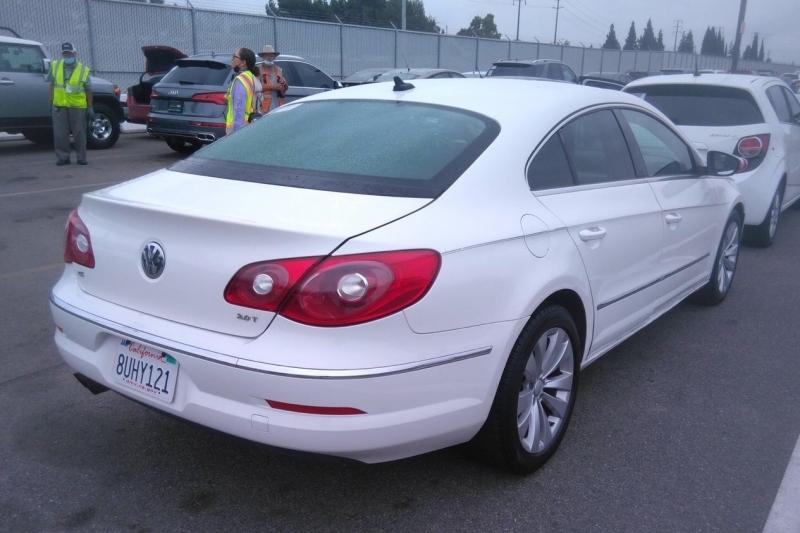 Volkswagen CC 2010 price $4,350