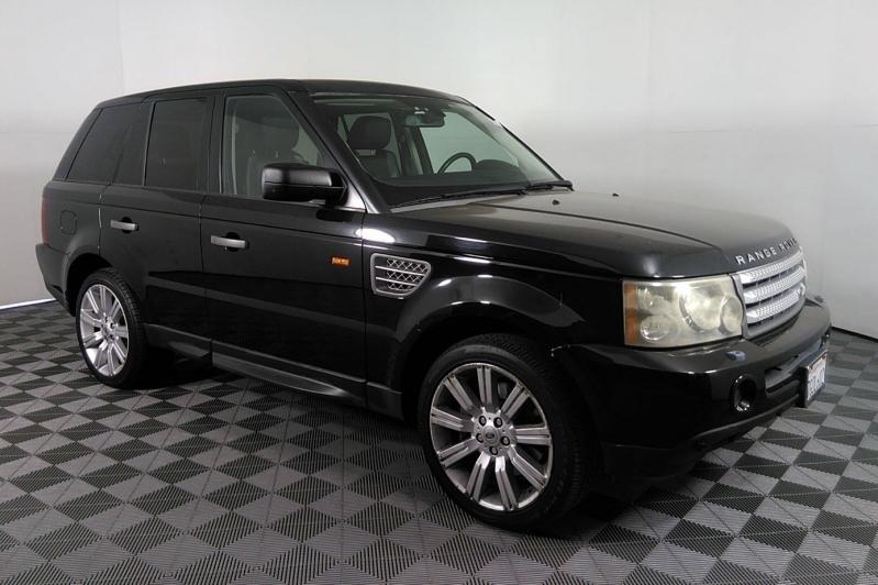 Land Rover Range Rover Sport 2007 price $8,650