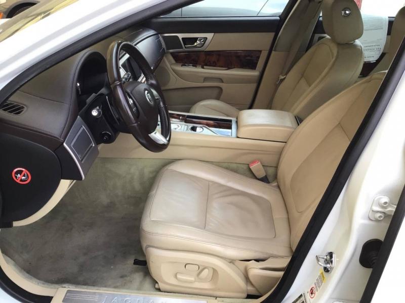 Jaguar XF 2011 price $8,150