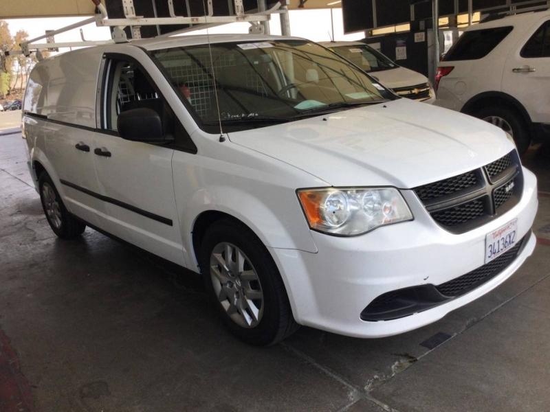 RAM Cargo Van 2014 price $8,100
