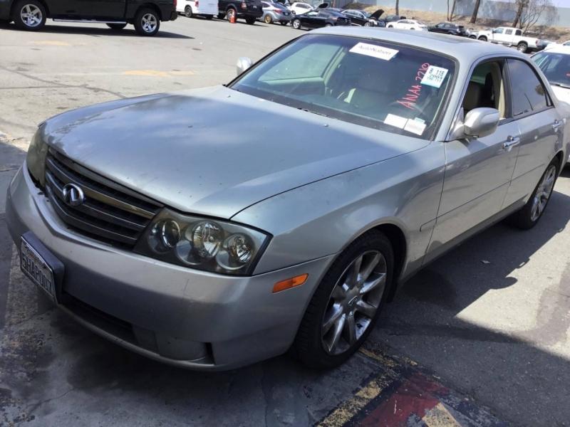 Infiniti M45 2004 price $4,250