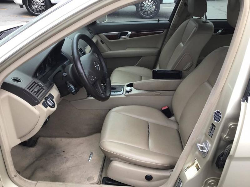 Mercedes-Benz C-Class 2010 price $8,250