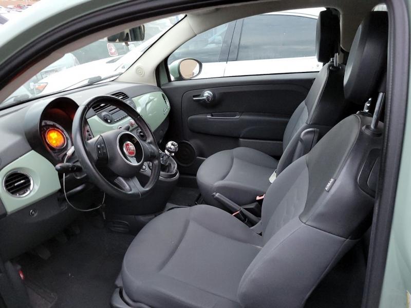Fiat 500 2013 price $5,250