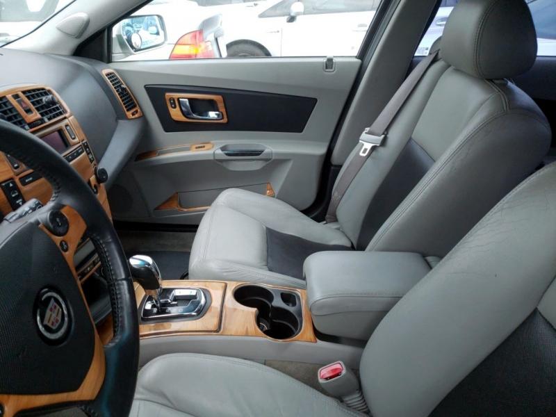 Cadillac CTS 2007 price $6,500