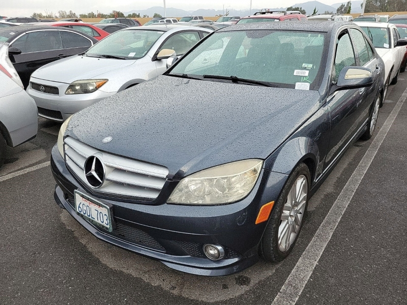 Mercedes-Benz C-Class 2009 price $7,850