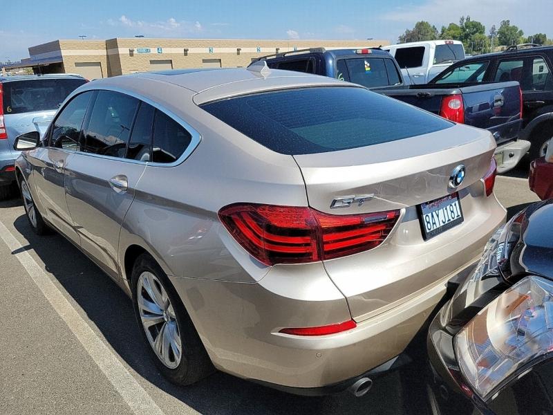 BMW 5 Series Gran Turismo 2014 price $13,500