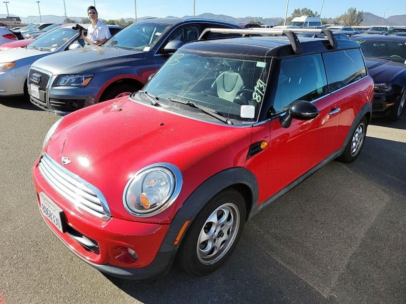 Mini Cooper Clubman 2012 price $7,250