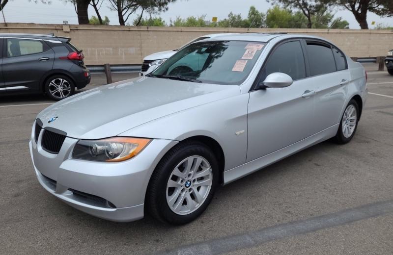 BMW 3-Series 2006 price $6,250
