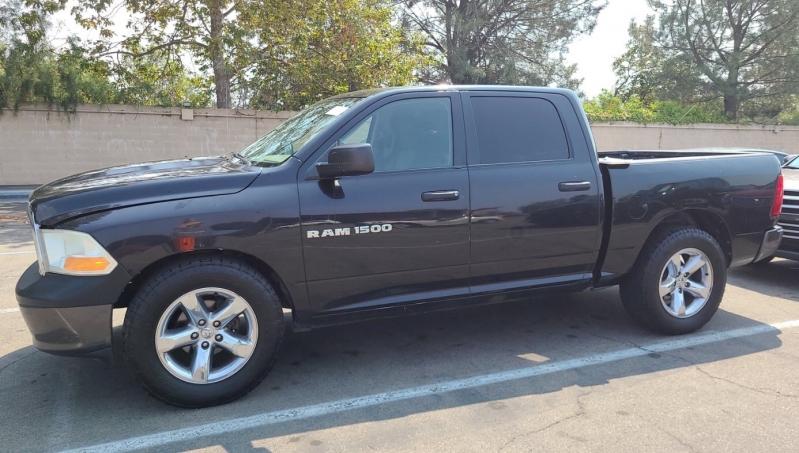RAM 1500 2011 price $9,500