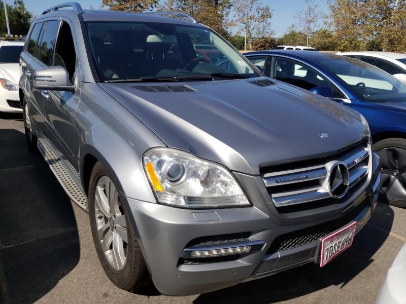 Mercedes-Benz GL-Class 2012 price $13,450