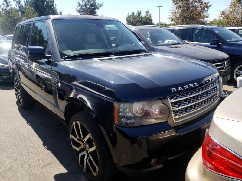 Land Rover Range Rover 2010 price $9,350