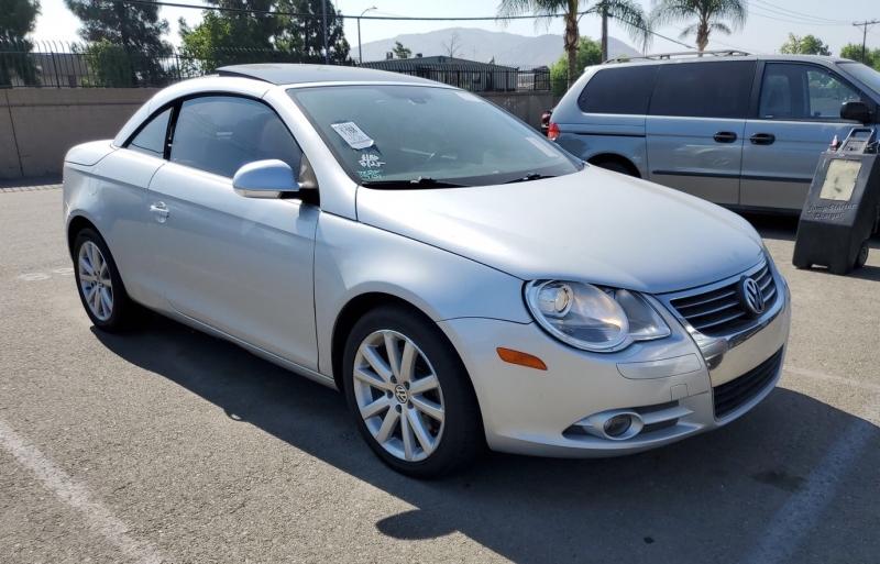 Volkswagen Eos 2007 price $4,250