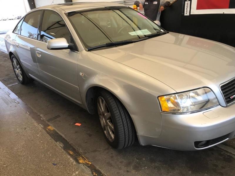 Audi A6 2004 price $4,850